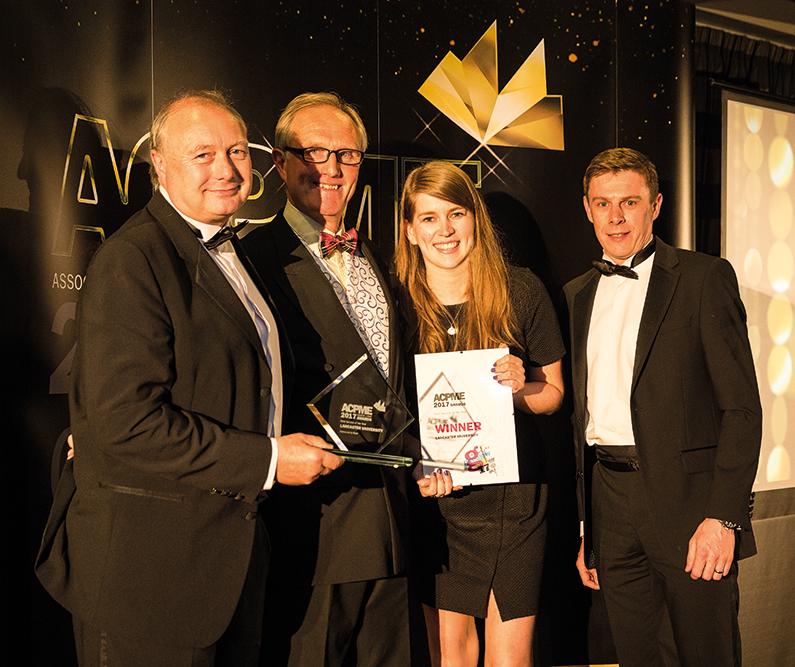 Winner: Lancaster University