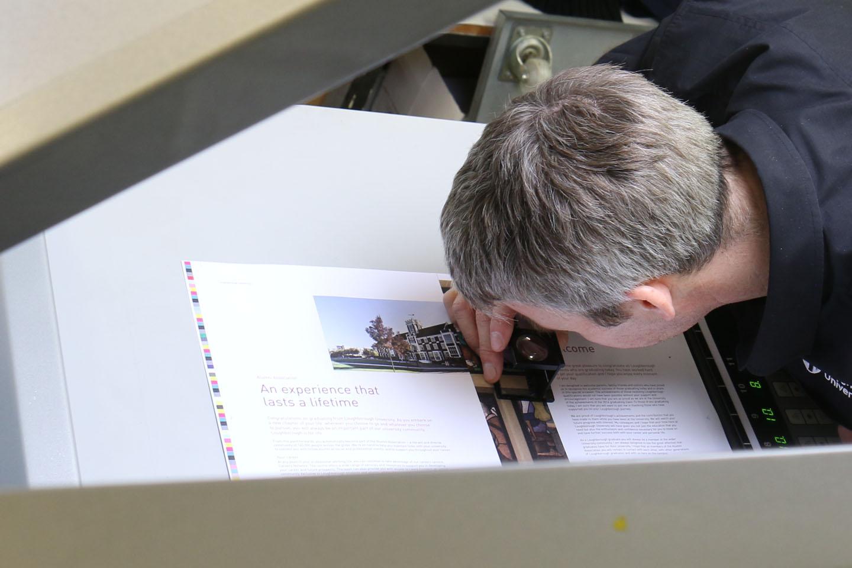 Print at Loughborough University