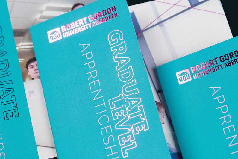 Highly-commended: Robert Gordon University