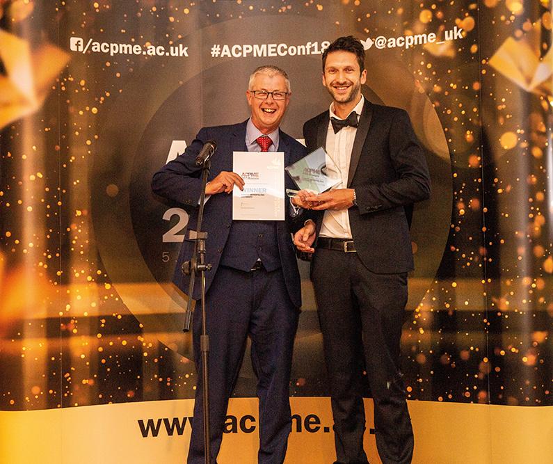 Winner: Cardiff Metropolitan University