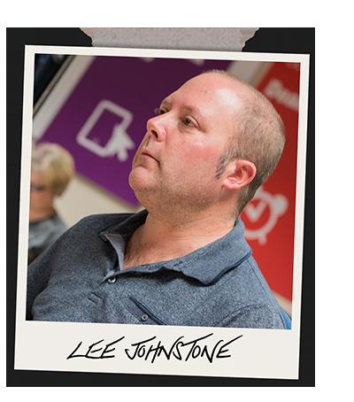 Lee Johnstone