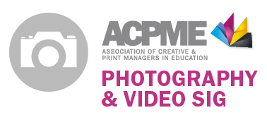 Photography and Video Special Interest Group